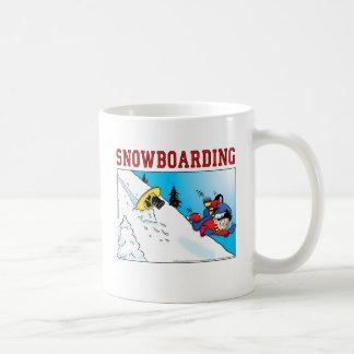 Snowboard Tazas De Café