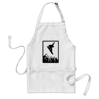 SNOWBOARD THAT MATTERS ADULT APRON