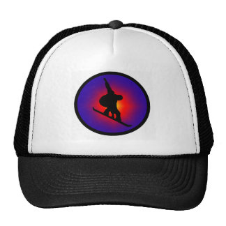 Snowboard The Art Trucker Hat