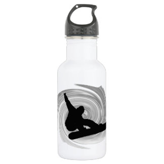 SNOWBOARD THE HAZE WATER BOTTLE