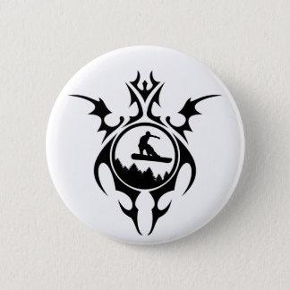 snowboard. tribalz. button