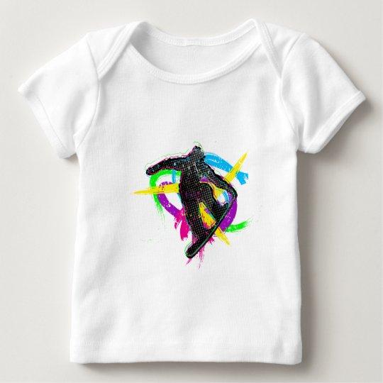 Snowboard Trick Baby T-Shirt