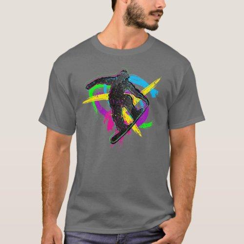 Snowboard Trick T_Shirt