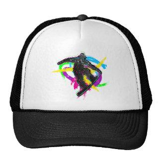 Snowboard Trick Trucker Hat