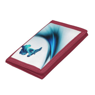 Snowboard Trifold Wallet