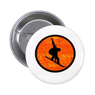 Snowboard Upper Idaho Button