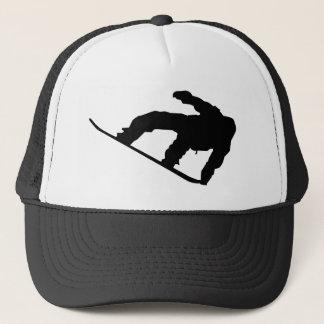 Snowboarder Big Air Trucker Hat