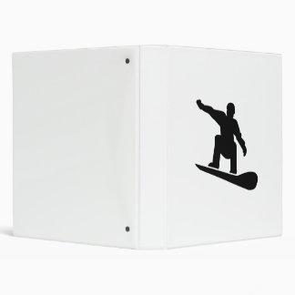 Snowboarder Binders