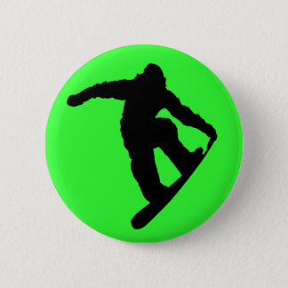 Snowboarder Button