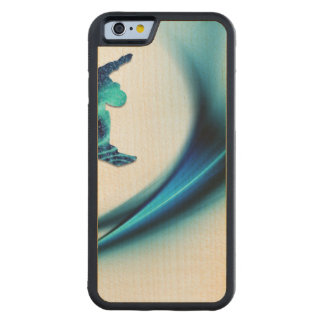 Snowboarder Funda De iPhone 6 Bumper Arce