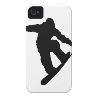 Snowboarder iPhone 4 Cover