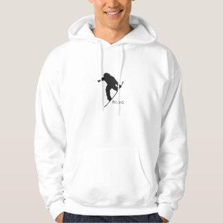 Snowboarder Hoodie