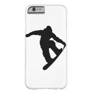 Snowboarder iPhone 6 Case
