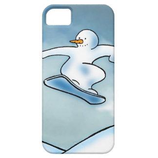 Snowboarder iPhone SE/5/5s Case