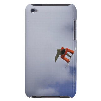 Snowboarder iPod Touch Case