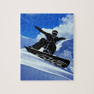 snowboarder jigsaw puzzle