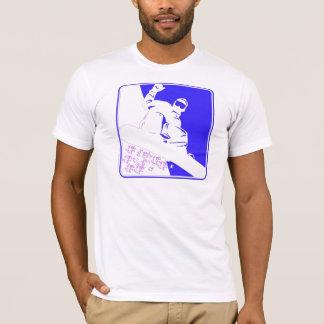 Snowboarder/Pop Art T-Shirt