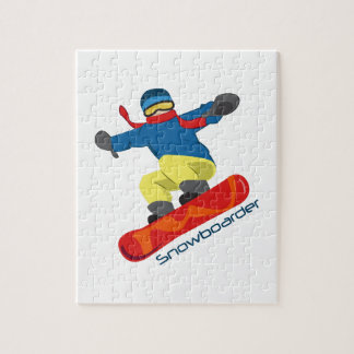 Snowboarder Jigsaw Puzzle