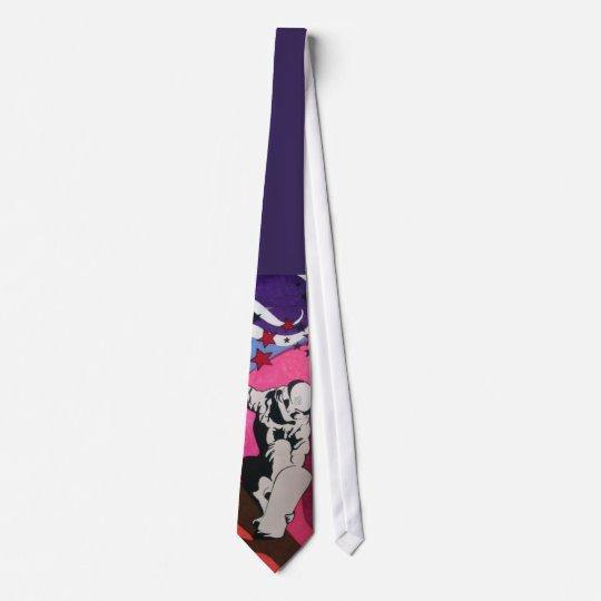 Snowboarder Tie