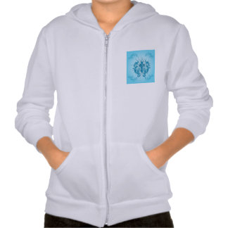 Snowboarder Hooded Sweatshirt