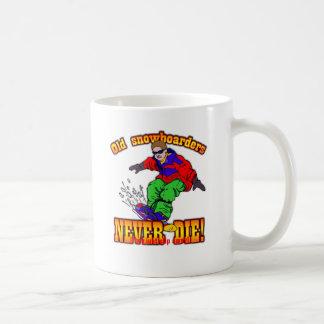 Snowboarders Coffee Mug