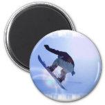 snowboarding-12 iman para frigorífico