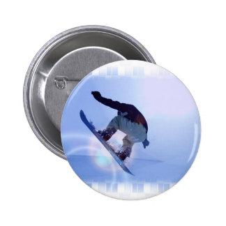 snowboarding-12 pin redondo 5 cm