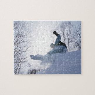 Snowboarding 13 jigsaw puzzle
