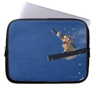 Snowboarding 14 laptop sleeves