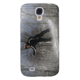 Snowboarding 360 iPhone 3G Case Galaxy S4 Covers