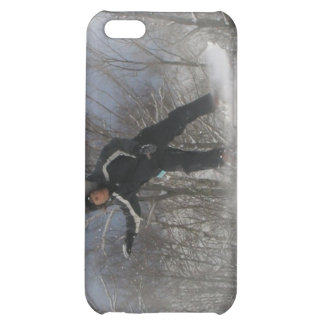 Snowboarding 360 iPhone 4 Case