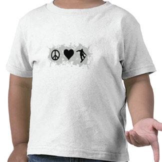 Snowboarding 3 t shirt
