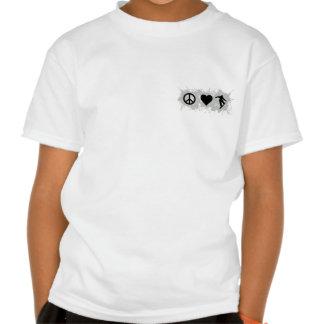 Snowboarding 3 t-shirts
