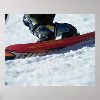 Snowboarding 4 poster