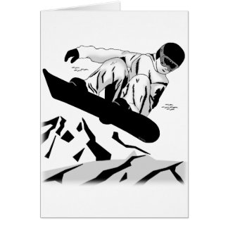 Snowboarding 5 cards