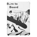 Snowboarding 5 case for the iPad mini