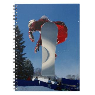 Snowboarding 5 notebook