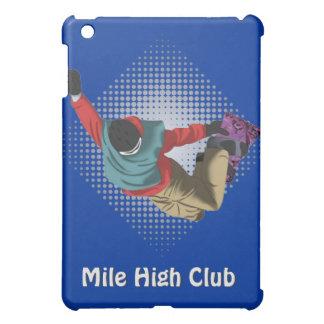 Snowboarding 7 iPad mini cases