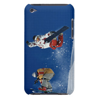 Snowboarding 8 barely there iPod case