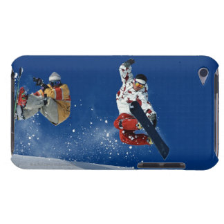 Snowboarding 8 barely there iPod cases