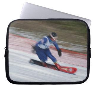 Snowboarding 9 computer sleeves