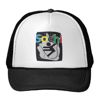 Snowboarding ate the Sochi games Trucker Hat