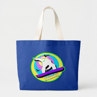 Snowboarding Canvas Bags