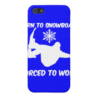 snowboarding case for iPhone 5