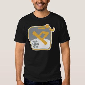 Snowboarding_dd.png T-Shirt