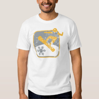 Snowboarding_dd_used.png T-Shirt