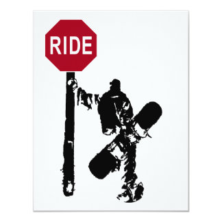 snowboarding directions? card