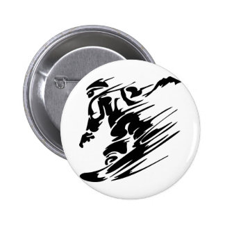 Snowboarding Extreme Sports Buttons