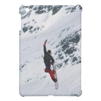 Snowboarding iPad Mini Case