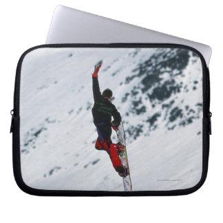 Snowboarding Computer Sleeves